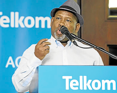 Power post: New Eskom chairman Jabu Mabuza faces a tough challenge in rescuing the power utility while also steering the ship at Telkom. Picture: MARTIN RHODES
