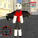 Jiren Stickman Rope  Hero Super Battel icon