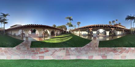 Photo: Casa Romantica Breezeway