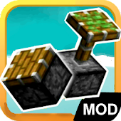 piston mod for mcpe 0.14