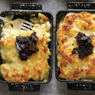 Truffled Mac and Cheese.