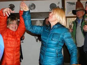 Photo: Neujahrstanz: Renate und Petra