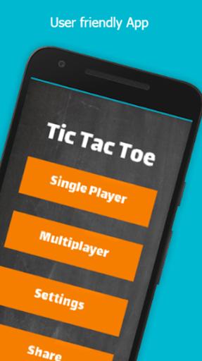 Tic Tac Toe 2 Player 4 screenshots 2