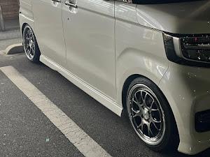 Nボックスカスタム JF3のカスタム事例画像 ami♡さんの2021年10月18日01:29の投稿