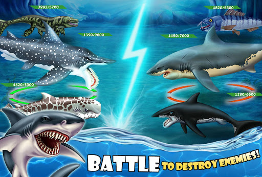 Shark World 10.60 screenshots 2