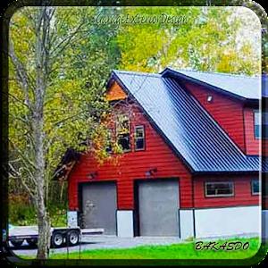 Download garage exterior design 1 0 apk for android for Garage building software free download