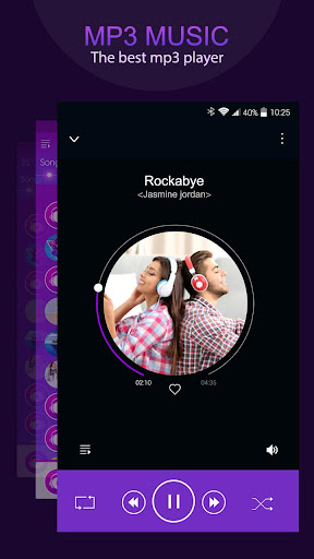 Music player, mp3 player 1.1.1 screenshots 6