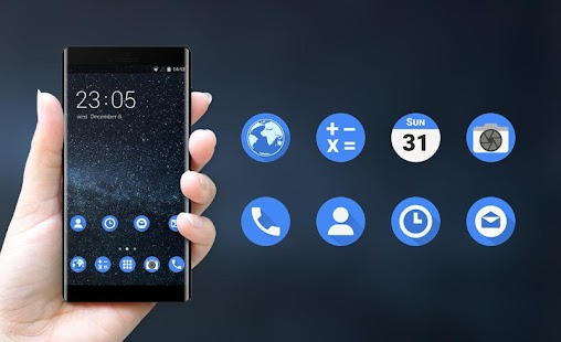 Theme for Nokia 6 (2018) - náhled
