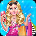 Shopping Mall Fashion Store Simulator: Girl Games icon
