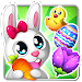 Easter Bunny Swipe: Egg Game icon