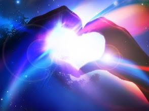 Photo: amor y energías de buena voluntad