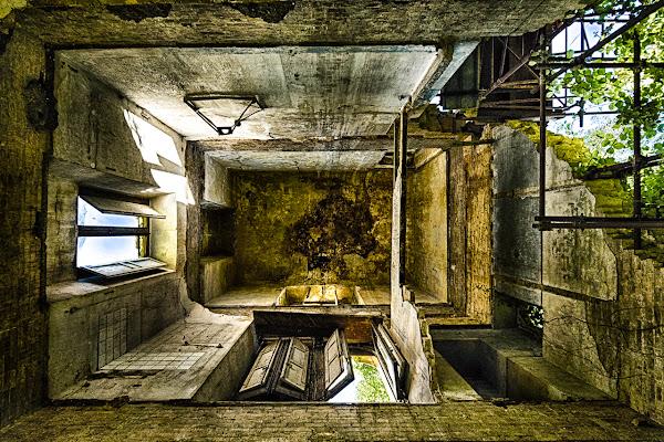 Villa a torre di fine '700 di Sergio Rapagnà