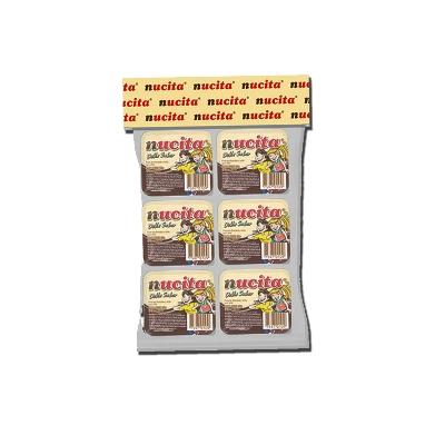 Chocolate Nucita Meriendita 20Gr 6Und