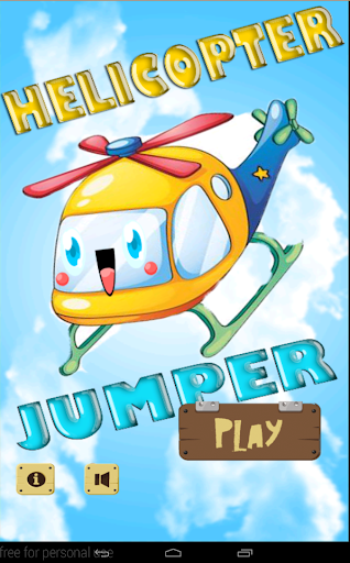 Helicopter Jumper