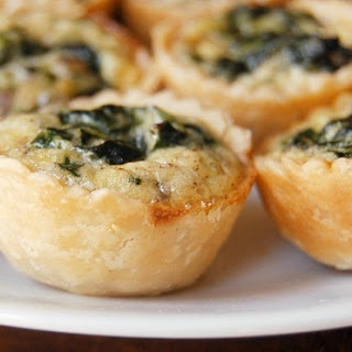Spinach Egg And Cheese Quiche Recipes