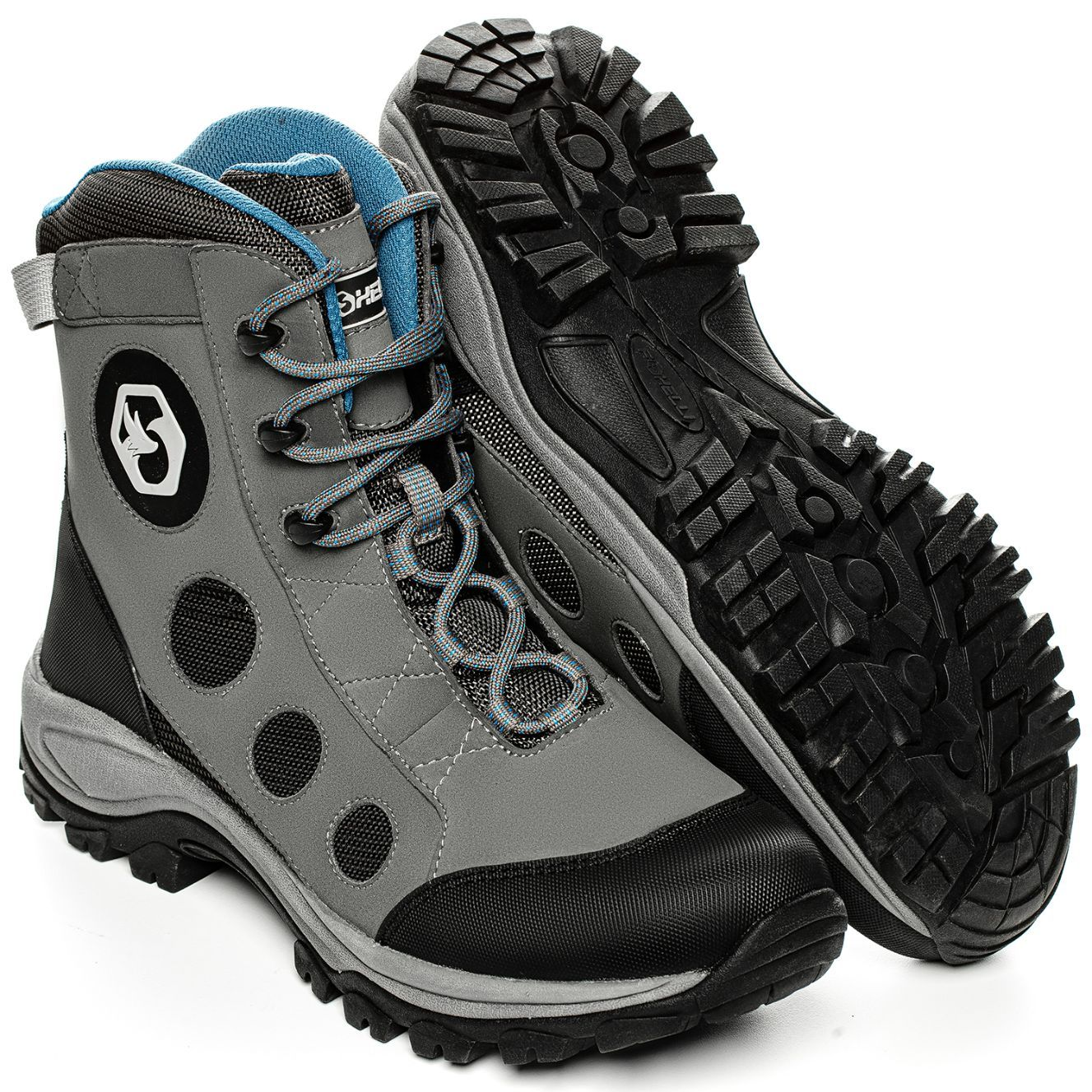 Foxelli Ultra light Wading Boots for fly fishing