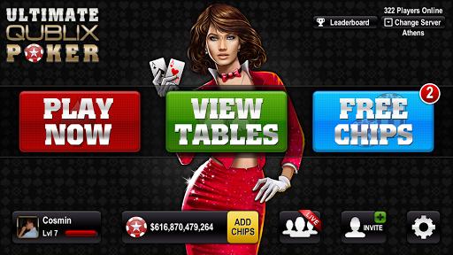 Ultimate Qublix Poker screenshot 1