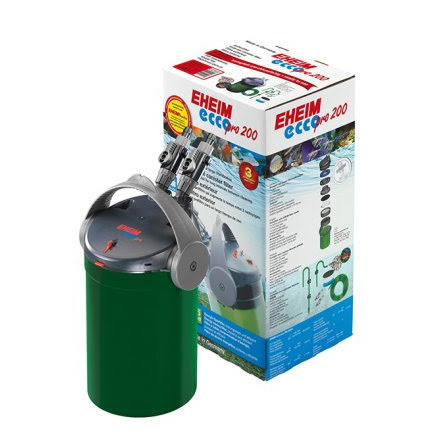 Ecco Pro200 (2034) Ytterfilter Eheim