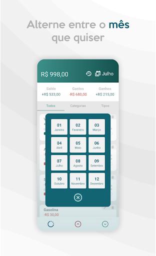 Simples Controle Financeiro screenshot 5