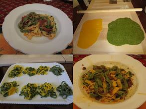 Photo: Pasta Fresca Stages
