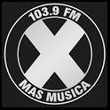 La X Más Música 103.9 FM icon