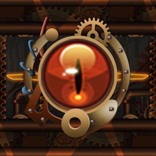 SteamPunk FancyKey Keyboard 漫畫 LOGO-玩APPs