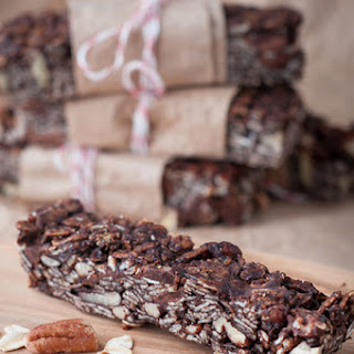 High Fiber Granola Bars Homemade Recipes