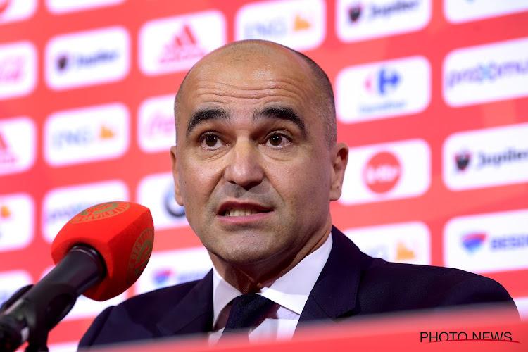 Roberto Martinez se réjouit de ce match en Russie