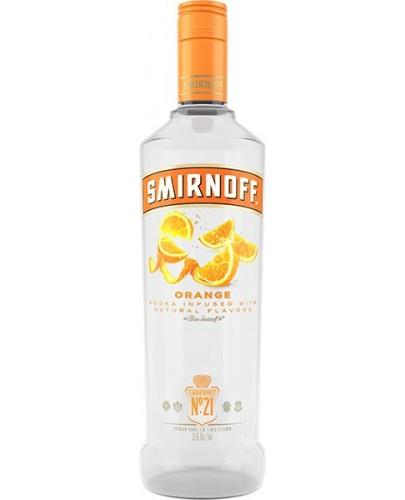 Logo for Smirnoff Orange