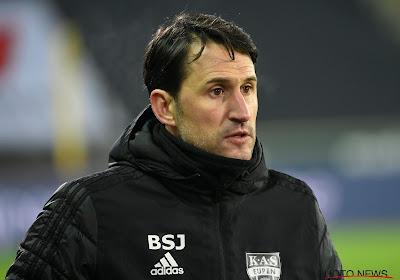 """Benat San José fier de ses troupes après la victoire contre Anderlecht : """"Ce fut très compliqué pour nous durant les trente premières minutes"""""""