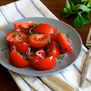 Sweet and Sour Tomatoes