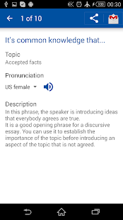 English Useful Expressions - screenshot thumbnail