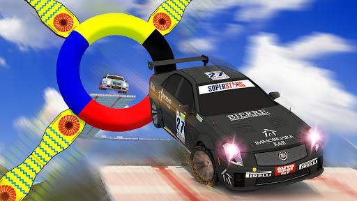 Ramp Car Stunts Racing Games: Car Racing Stunts 3D apklade screenshots 1