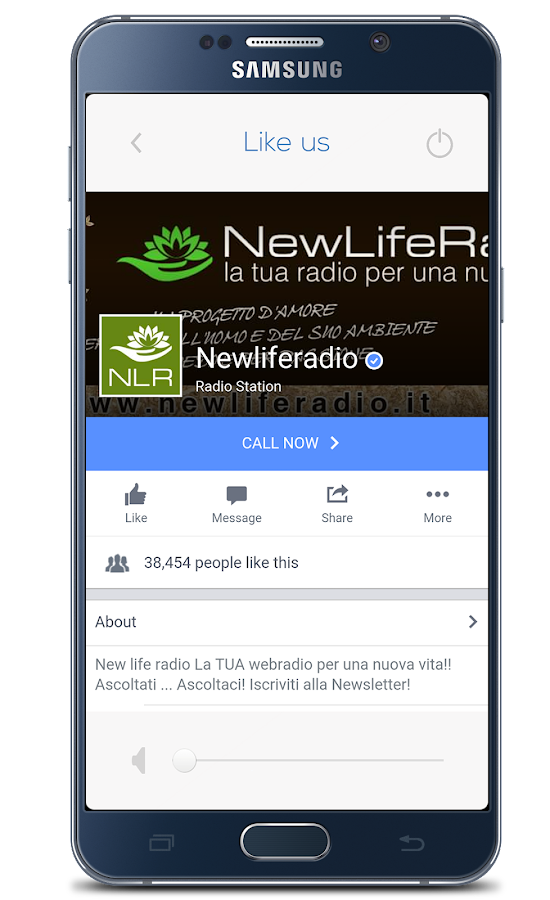 New Life Radio- screenshot
