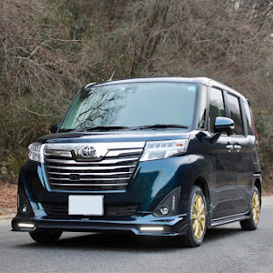 """ルーミーカスタム  G""""S"""" (4WD)のカスタム事例画像 nozomunさんの2018年12月29日16:58の投稿"""