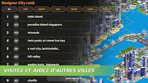 Télécharger Designer City: Jeu de gestion APK MOD (Astuce) screenshots 5