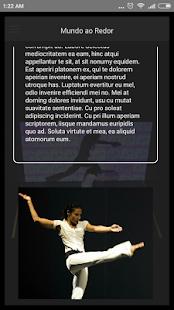 Adriana Carneiro - Info Dança, Pesquisa, Pedagogia - náhled
