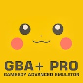 GBA+ Pro All Games Emulator