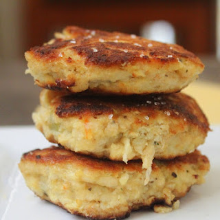 Paleo Pen Pals and Crab Cakes (Low Carb and Paleo).