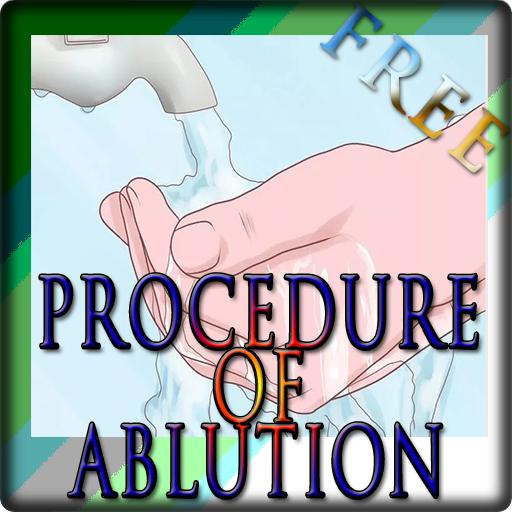 ablution prosedure
