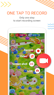 Screen Recorder with Audio and Facecam, Screenshot App Download For Android 1