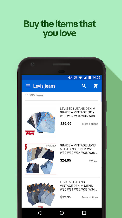 eBay - Buy, Sell & Save Money. Best Mobile Deals!- screenshot