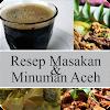 Resep Masakan Minuman Aceh