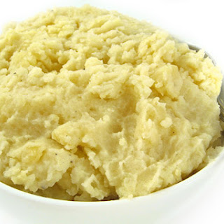 Yummy, Low Carb Cauliflower Mashers, No Potatoes Required.