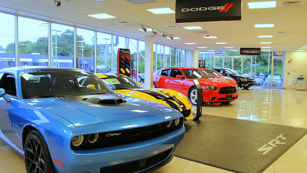 Herb Chambers Chrysler Dealerships New Inventory For