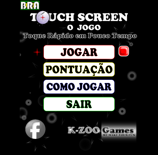 Touch Screen The Game