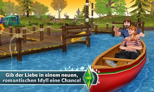 Die Sims™  FreePlay - screenshot thumbnail
