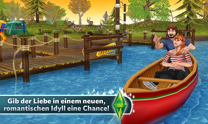 Die Sims™  FreePlay - screenshot