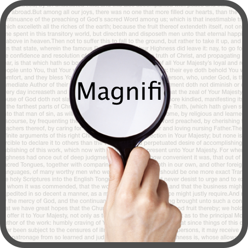 Magnifer, Magnifying Glass file APK for Gaming PC/PS3/PS4 Smart TV
