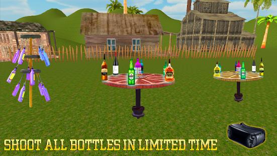 [Download VR Bottle Shooter Expert Simulator 3D for PC] Screenshot 4
